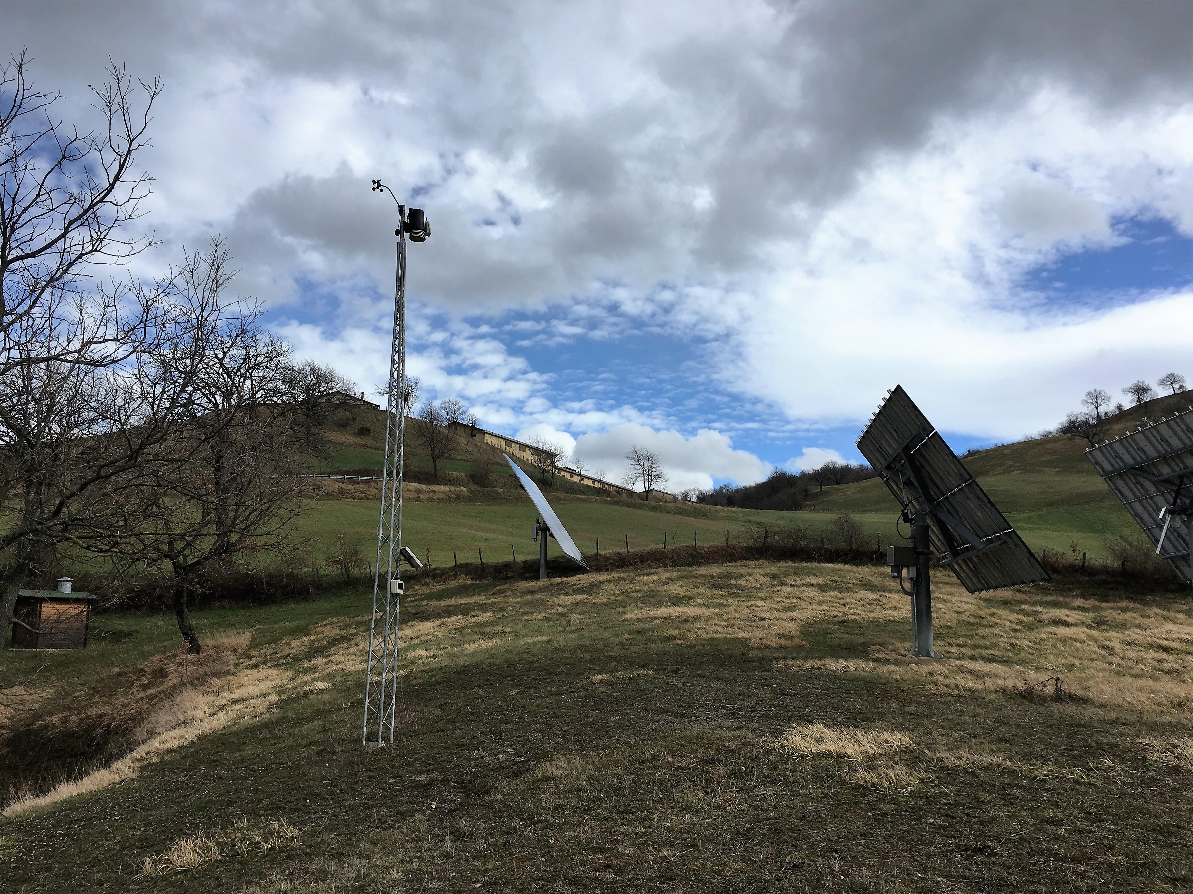 Caratteristiche stazione meteo di San Piero in Bagno - Crocesanta ...